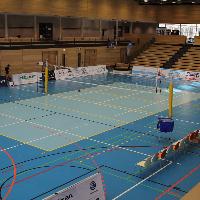 Sporthalle der FOS-BOS Unterschleißheim