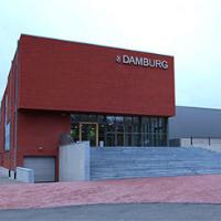 Sportcomplex De Damburg