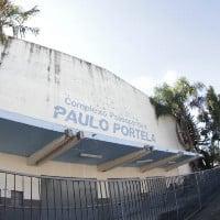 Ginásio Paulo Portela