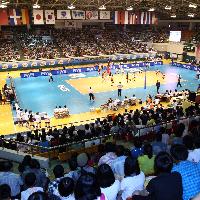 Mokpo Indoor Gymnasium