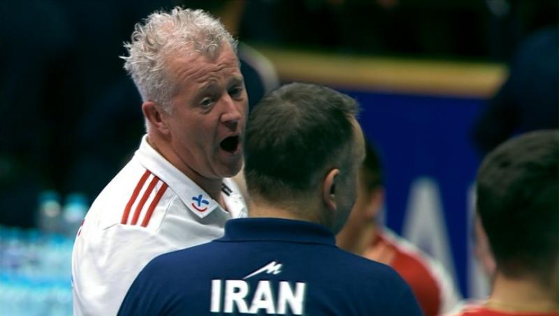 Vital Heynen vs referees 8:1