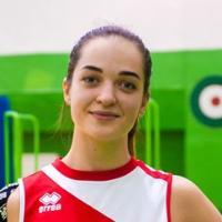 Yevheniia Hryhorenko