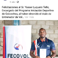 Yasser Luquero Tello