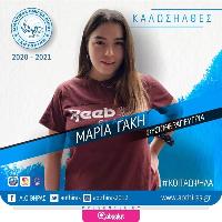Maria Gaki