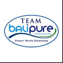 Dames BaliPure Purest Water Defenders