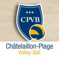 Women Chatelaillon-Plage Volley-Ball