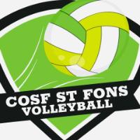 Women COSF Volley Saint-Fons