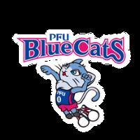 Women PFU Blue Cats
