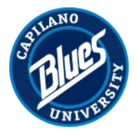 Women Capilano University Blues