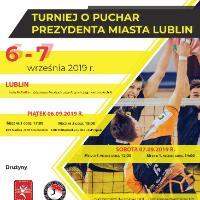 Men Turnieju o Puchar Prezydenta Miasta Lublin