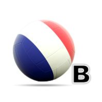 Women French Ligue B 2008/09