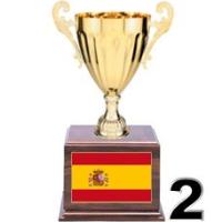 Men Spanish Cup 2 2011/12