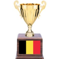 Men Belgian Cup 2001/02