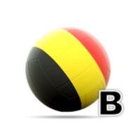 Men Belgian Volleybal Liga B
