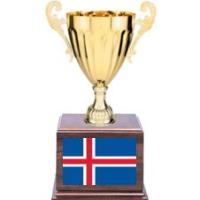 Men Icelandic Cup