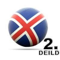 Men Icelandic 2. deild karla