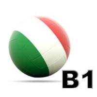 Men Italian Serie B1 2014/15