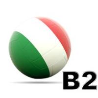 Men Italian Serie B2 2012/13