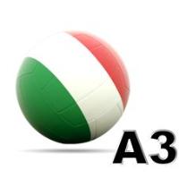 Men Italian Serie A3 2020/21
