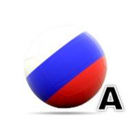 Men Russian Liga A 2017/18