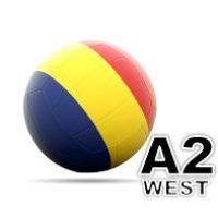 Men Romanian League A2 West 2009/10