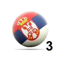 Men Serbian Prva Liga B