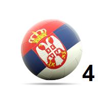Men Serbian Druga Liga - Sever