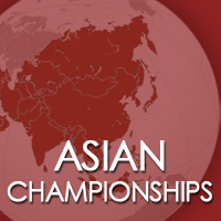 Asian Championships 2019