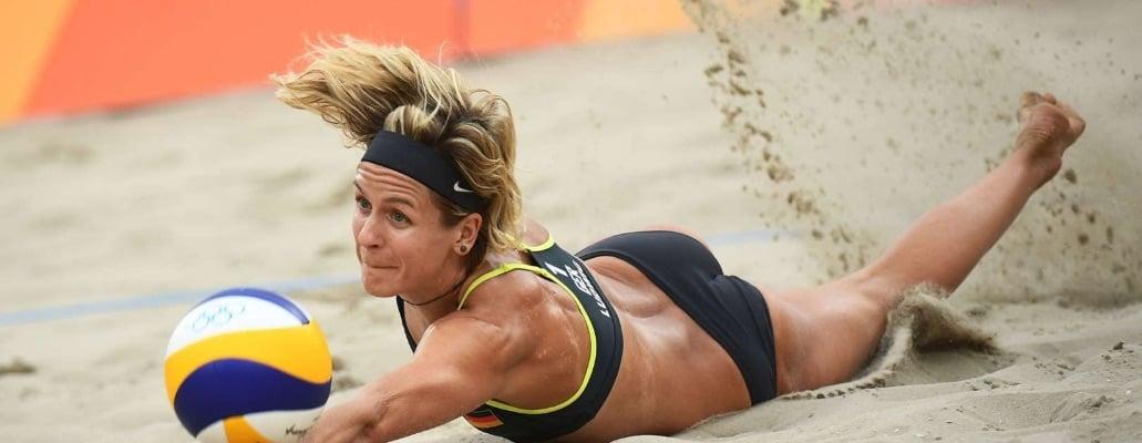 Laura Ludwig Timeline Beach Volleybox