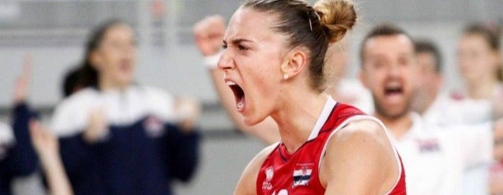 Karla Klarić » clubs :: Women Volleybox